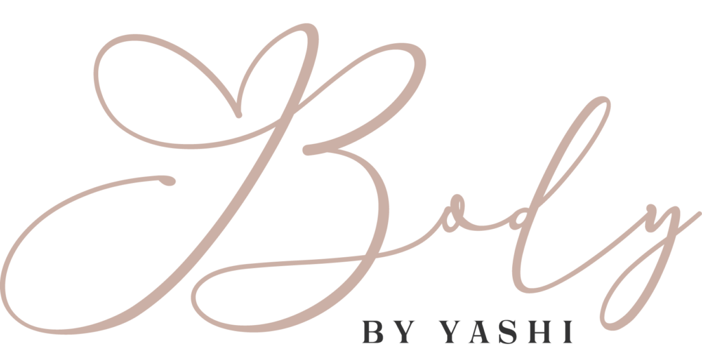 Logo Body By Yashi
